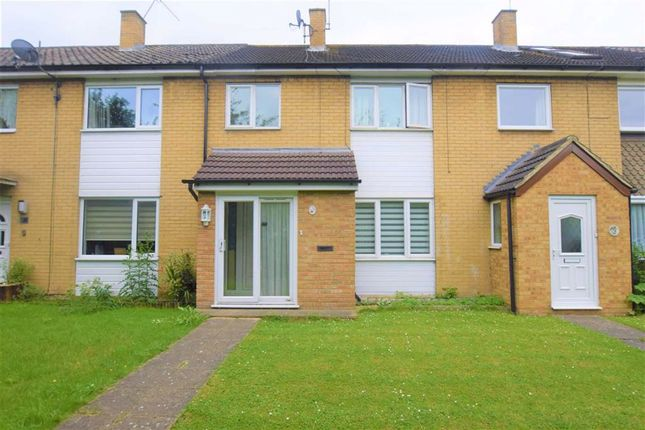 Thumbnail Terraced house for sale in Pamplins, Lee Chapel North, Basildon, Essex