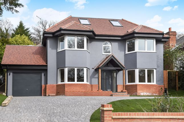 Thumbnail Detached house for sale in Croham Valley Road, Selsdon, South Croydon
