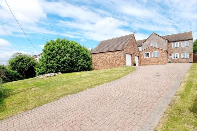 Thumbnail Detached house for sale in High Street, Dragonby, Scunthorpe