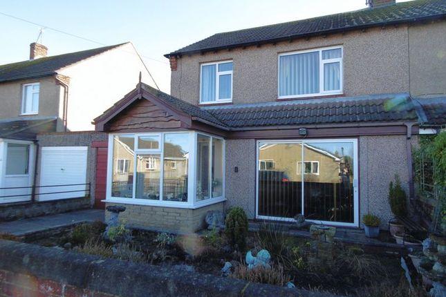 Thumbnail Semi-detached house for sale in Castle View, Amble, Morpeth