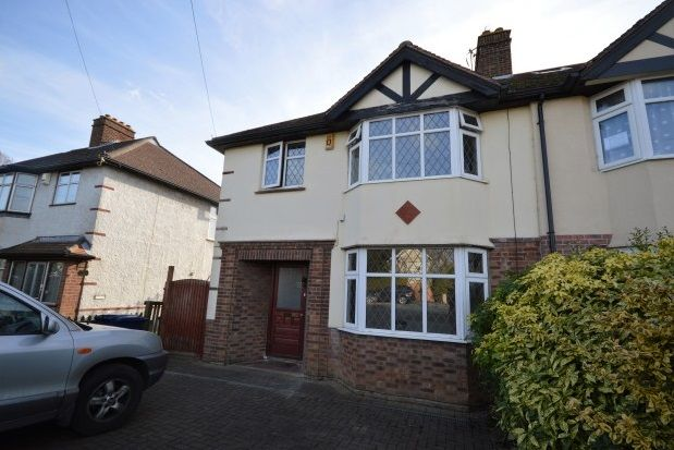 Thumbnail Property to rent in Newmarket Road, Cambridge