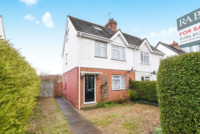 Thumbnail Semi-detached house for sale in Bibsworth Avenue, Broadway, Worcestershire