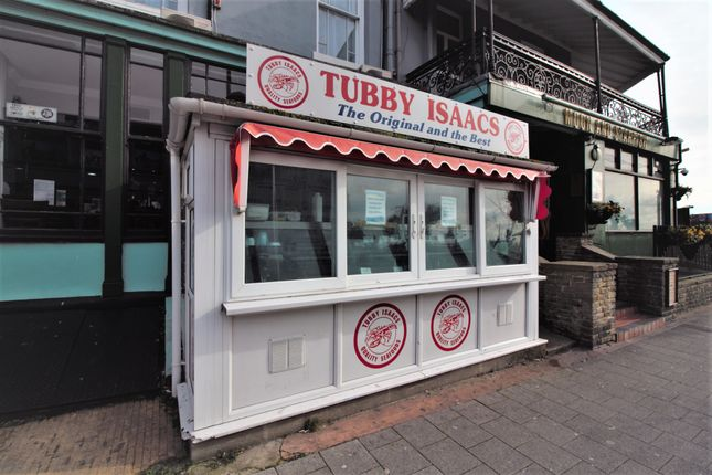 Retail premises to let in Pier Avenue, Clacton-On-Sea