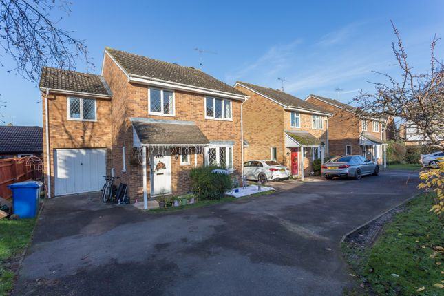 4 bed detached house for sale in Ultra Quiet Merlin Clove, Winkfield Row, Berkshire RG42