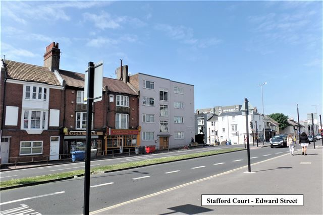 Studio to rent in Edward Street, Brighton, East Sussex