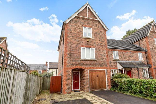 Thumbnail Town house to rent in Anna Pavlova Close, Abingdon