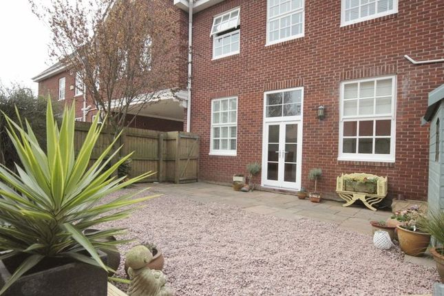 Exterior of Riverbank Road, Lower Heswall, Wirral CH60