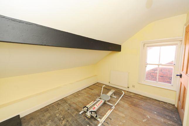 Bedroom 4 of Compton Street, Chesterfield S40