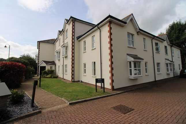 Thumbnail Flat for sale in Kingsmead Court, Monnow Street, Monmouth