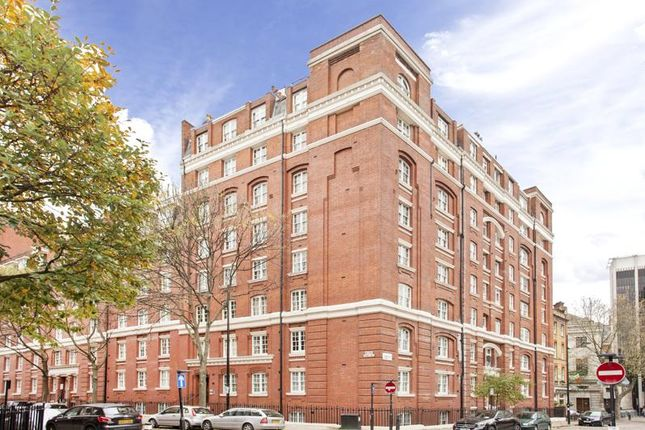 Thumbnail Flat to rent in Queen Alexandra Mansions, Tonbridge Street, London