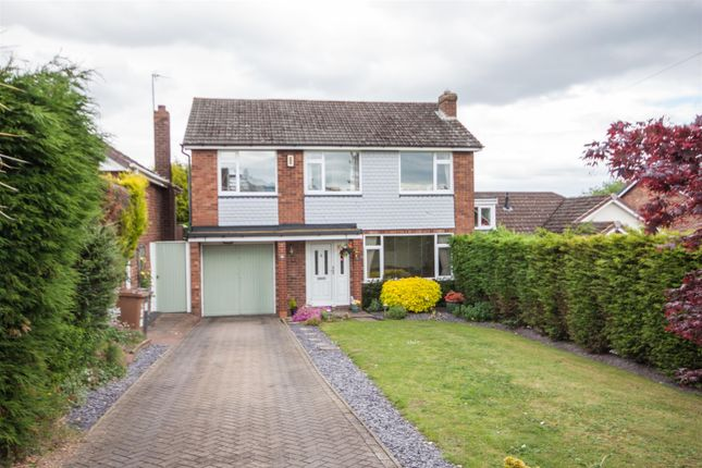 Thumbnail Detached house for sale in Brackenhill Road, Burntwood