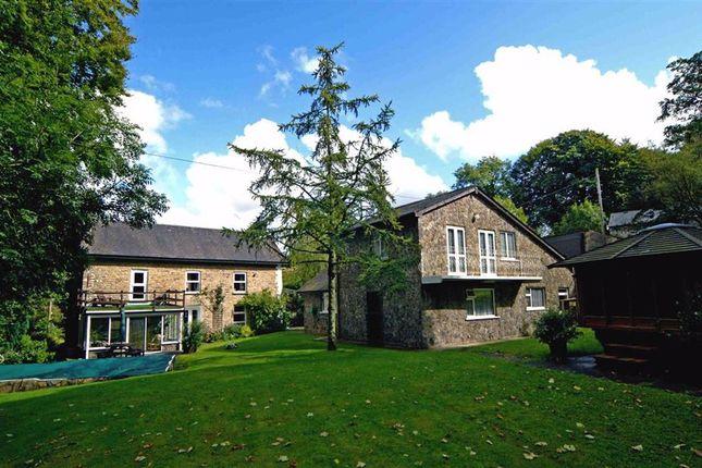 Thumbnail Farm for sale in Cwmorgan, Newcastle Emlyn