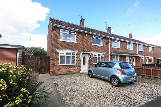 3 bed end terrace house for sale in Sledwick Road, Billingham