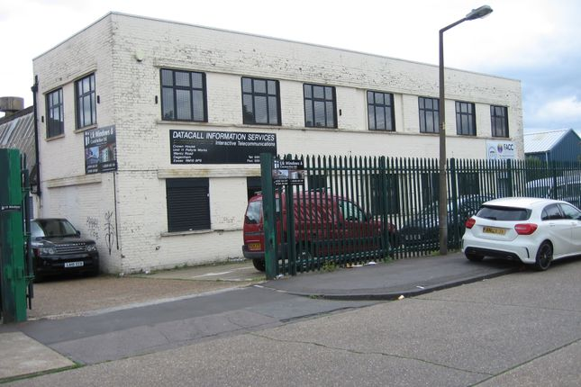 Thumbnail Warehouse for sale in Wantz Road, Dagenham
