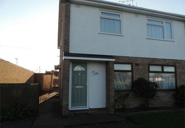 Thumbnail Maisonette to rent in Kestrel Croft, Binley, Coventry, West Midlands