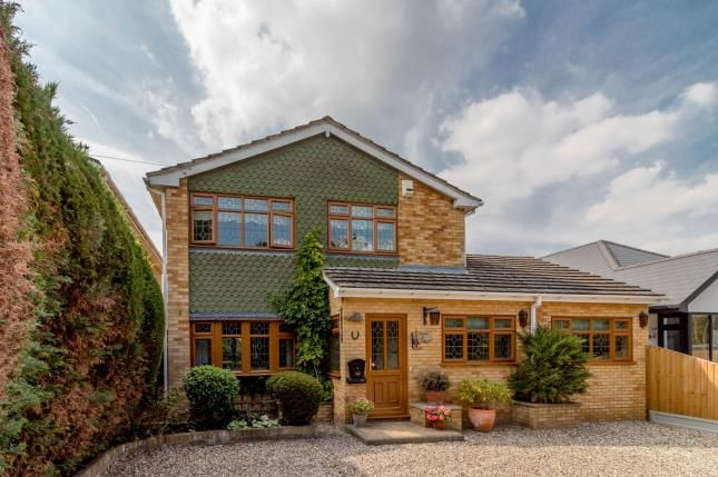 Thumbnail Detached house for sale in Hullbridge, Essex, Uk