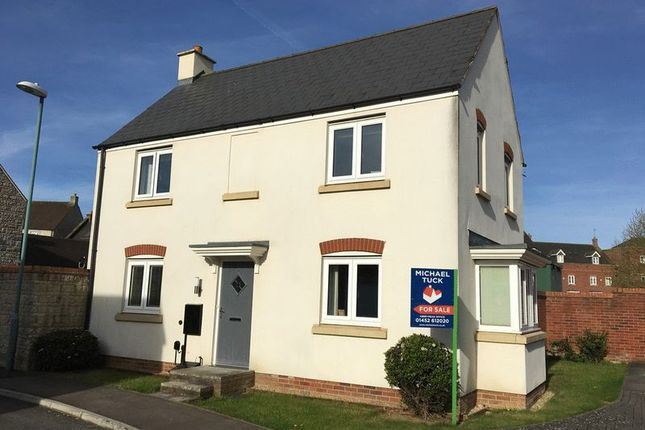 Thumbnail Detached house for sale in Zura Avenue, Coopers Edge, Gloucester