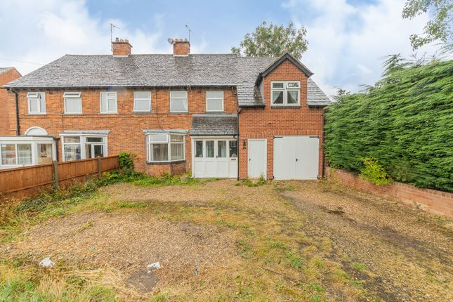 4 bed semi-detached house for sale in Oaks Road, Leicester, United Kingdom LE8
