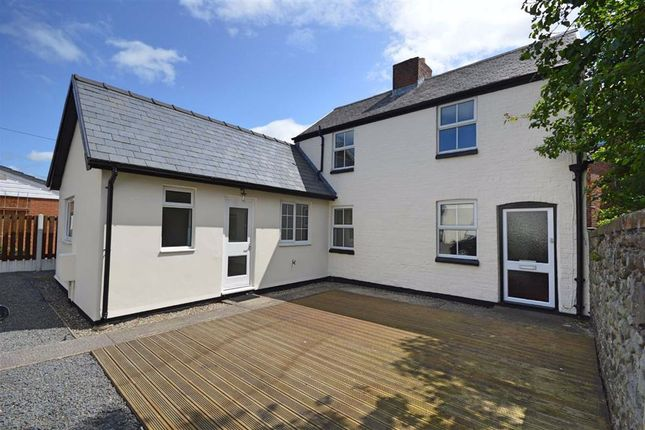 Thumbnail Detached house for sale in Doveric Cottage, Park Street, Park Street, Newtown, Powys