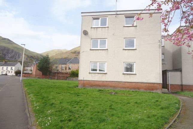 Thumbnail Flat for sale in Park Street, Tillicoultry