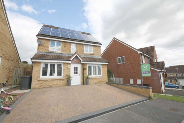 4 bed detached house for sale in Rosecroft, Newfield, Chester Le Street