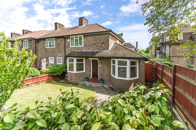 Thumbnail End terrace house for sale in Oakview Road, Catford, London