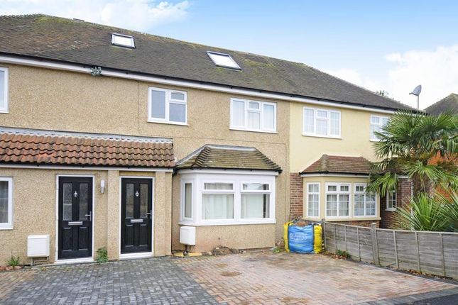 Thumbnail Terraced house for sale in Cranmer Road, Oxford OX4,
