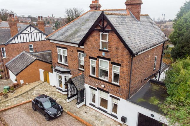 Thumbnail Detached house for sale in Carleton Road, Pontefract, West Yorkshire