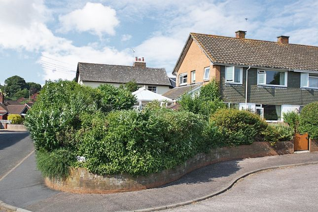 3 bed end terrace house for sale in Woodbury, Exeter