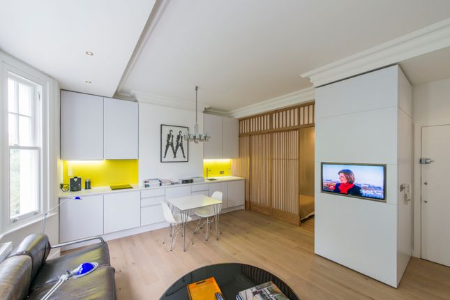 Thumbnail Flat to rent in 76 Castellain Road, Maida Vale, London