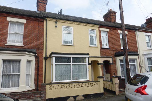 Thumbnail Property to rent in Gwynne Road, Harwich