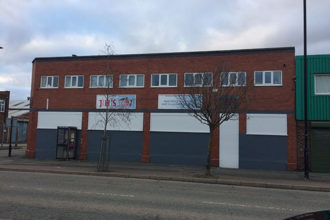 Thumbnail Light industrial for sale in Price Street, Birkenhead