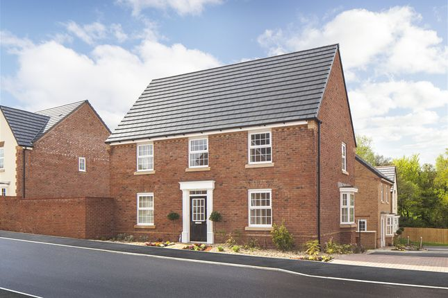 "Thumbnail Detached house for sale in ""Cornell"" at Barnsley Road, Flockton, Wakefield"