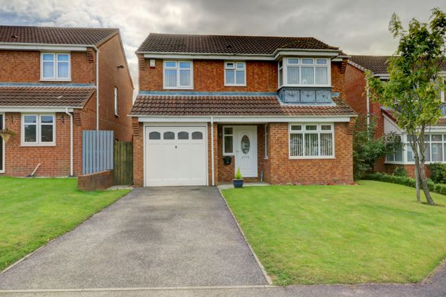 Thumbnail Detached house for sale in Trinity Park, Houghton Le Spring