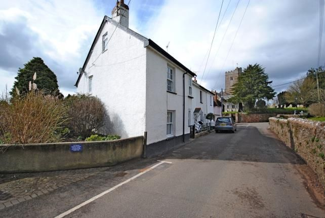 Thumbnail End terrace house for sale in East Budleigh, Budleigh Salterton, Devon