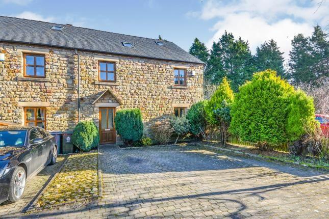 Thumbnail End terrace house for sale in Brookholme Court, Lancaster, Lancashire