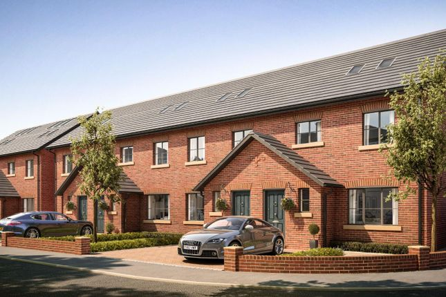 Thumbnail Town house for sale in Hurstfield Road, Ellenbrook, Worsley, Manchester