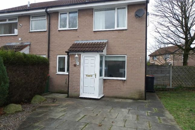Thumbnail Semi-detached house to rent in Greenfield Way, Ingol, Preston