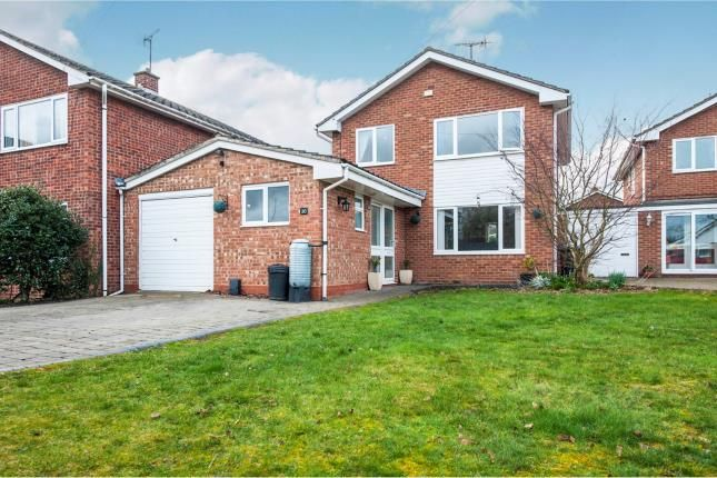 Thumbnail Link-detached house for sale in Ban Brook Road, Salford Priors, Evesham