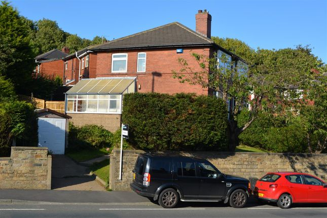 Thumbnail Semi-detached house for sale in New Hey Road, Salendine Nook, Huddersfield
