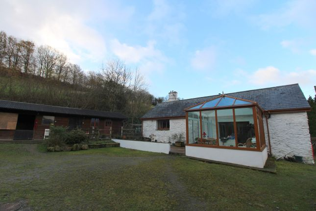 Thumbnail Land for sale in Caio, Llanwrda