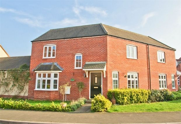 Thumbnail Semi-detached house for sale in Glastonbury, Somerset, UK