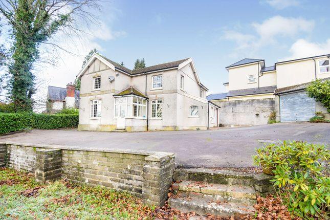 Thumbnail Detached house for sale in Pentre Lane, Llantarnam, Cwmbran