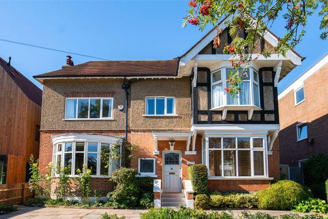 Thumbnail Detached house for sale in Eglington Road, London
