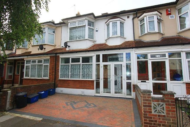 Thumbnail Terraced house for sale in Thornton Road, Ilford, London