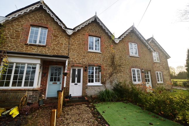 Thumbnail Property to rent in Rockpit Cottages, Rake Road, Liss