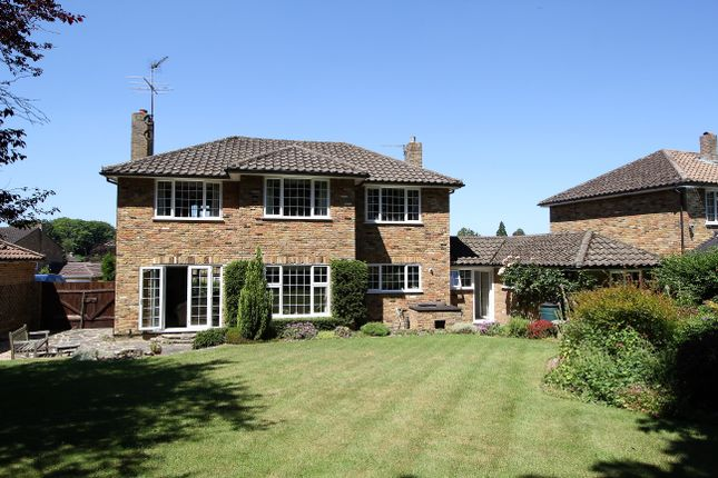 Thumbnail Detached house for sale in Curtis Road, Alton, Hampshire