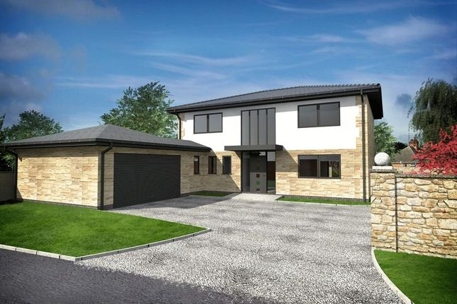 Thumbnail Detached house for sale in Paddock Lane, Branston, Lincoln