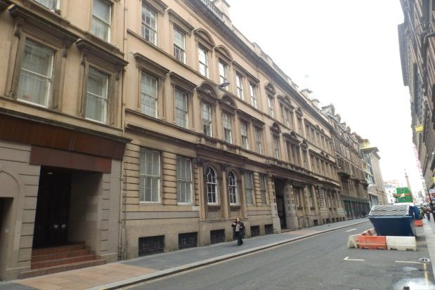 Thumbnail Flat to rent in Miller Street, Merchant City