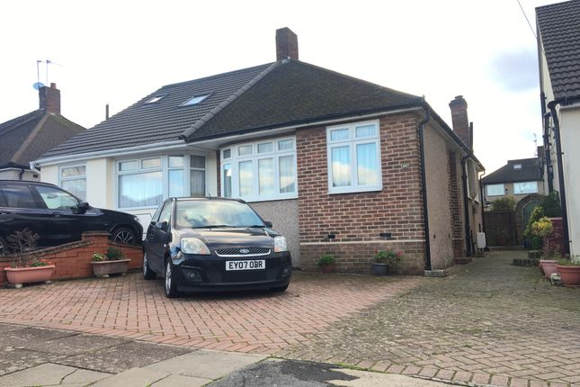 Thumbnail 2 bed semi-detached bungalow for sale in Caernarvon Drive, Clayhall